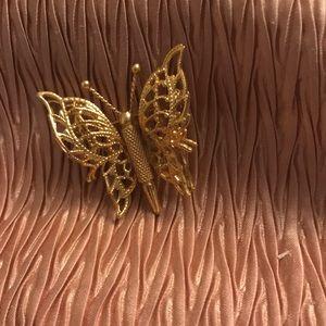 Monet Filigree Butterfly